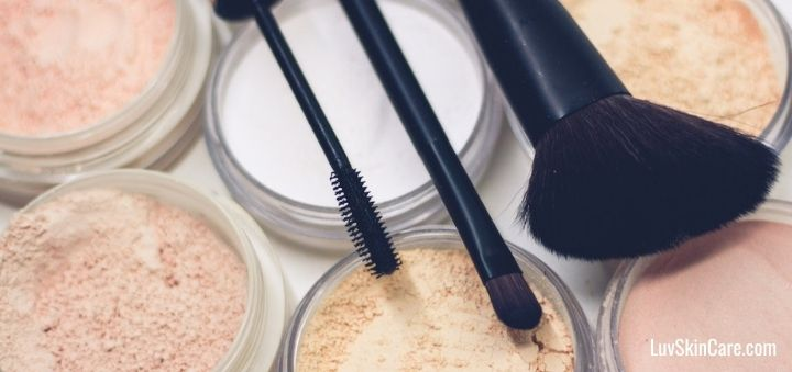 Acne Fighting Makeup Products