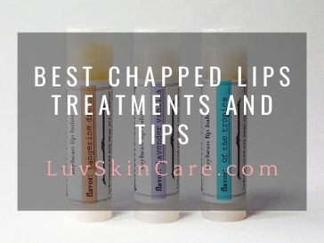 Best Chapped Lips Treatments and Tips