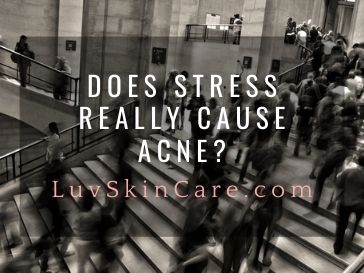 Does Stress Really Cause Acne?