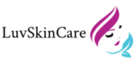 LuvSkinCare Logo